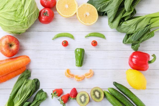 ポイント②栄養バランスを気をつける