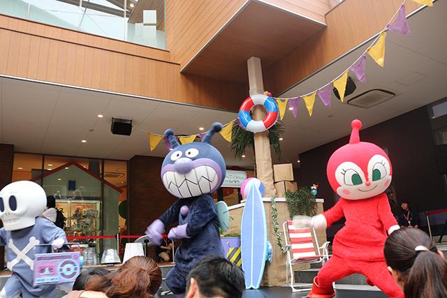 仙台アンパンマンこどもミュージアム&モールお楽しみポイント ①期間限定イベントがスゴイ!